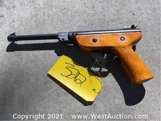 Vintage Pioneer G6435 Break Barrel .177cal Pellet Air Pistol