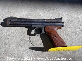 Crosman 150 .22cal Pellgun CO2 Air Pistol