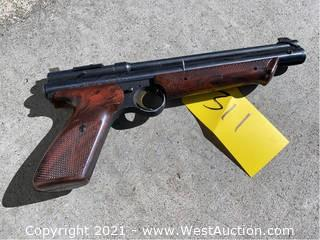 Crosman Medalist II 1300 .22 Cal Air Pistol