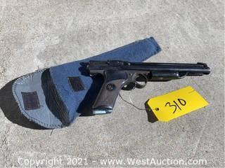 Crosman 130 .22cal Pump Action Air Pistol