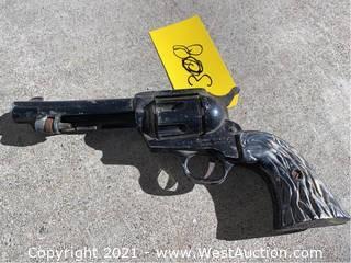 Crosman .22cal Single Action 6 CO2 Pistol