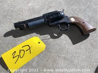 Crosman Airgun 44/.177 Peacemaker Single Action Pellet Gun