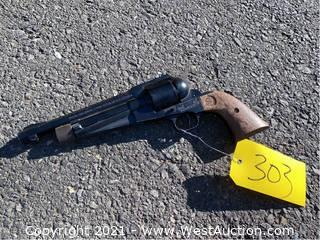 Crosman 1861 Shiloh Single Action .177cal Pellet/BB Air Pistol