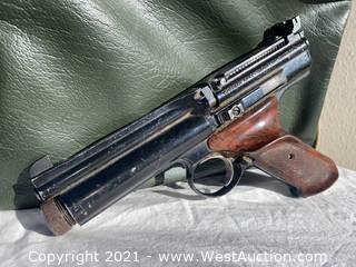 Crosman 600 Semi-automatic Air Pistol