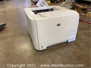 HP LaserJet P20035