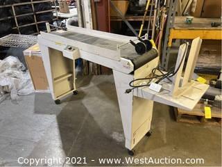 SECAP TC84 Conveyor With Dryer