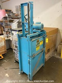 Consolidated Baling Machine Company Metal Compacter