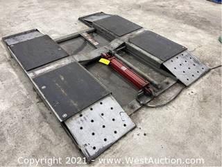 Gray QL-60 Automobile Quick Lift