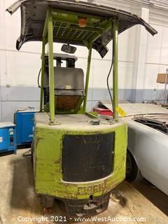 Clark Forklift EC50055F (Non Running)