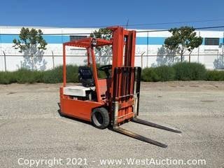 Toyota 3000lb Electric Forklift