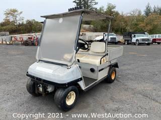 Club Car Carryall Golf Cart