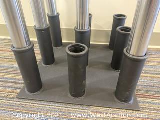 Barbell Vertical Storage Rack (Rack ONLY)