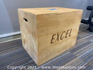 Excel High Jump Box