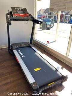 Muscle-D Deluxe Home Treadmill