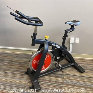 Muscle-D MuscleCycle Indoor Spin Bike