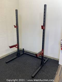 Muscle-D Squat Stand
