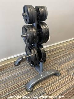 Weight Tree (Rack ONLY)