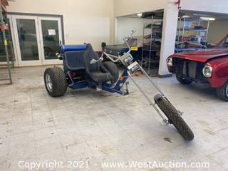 Custom Built Volkswagen Trike With Porsche Engine
