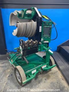 Greenlee 855GX Electric Bender