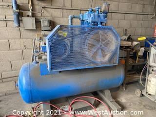 1980 Kargard Industries Air Compressor