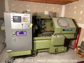 Hitachi Seike Lathe CNC 4NE-600