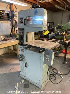 MSC 09314688 Band Saw With Extra Blades