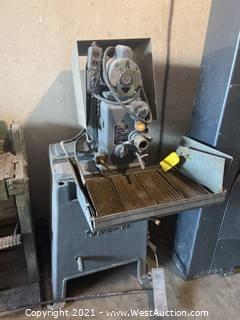 Sunnen MBB 1290S Precision Honing Machine