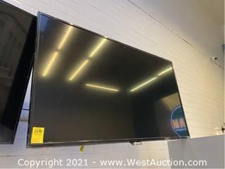 "43"" Sharp Flatscreen TV"