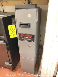 Dunbar Cash Manager Safe
