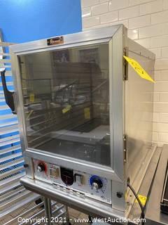 Lockwood H-Heat Unit-Ext-6 & Cabinet