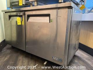 Turbo Air MUF-60 M3 Commercial Under-Counter Freezer