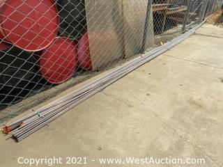 "Webco Steel Tubing ASTM/ASME A269 TP316/316L 3/8"" x .035 x 20' - 30'"