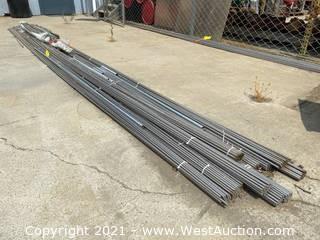 Webco Industries Steel Tubing - 3' - 20'