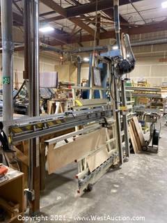 Sheet Board Cutting Machine