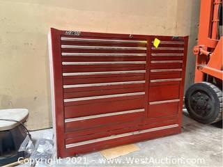 Mac MB1700 Toolbox With Contents