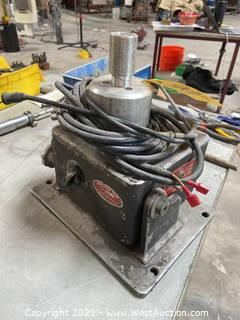 Aircrafter Welding Positioner