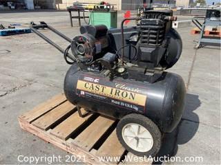 Campbell Hausfeld Cast Iron Air Compressor