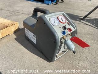 Robinair Refridgerant Recovery Equipment