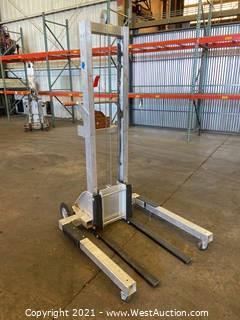 Lift Around Crank Material Lift