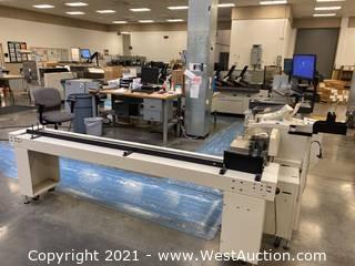 Pitney Bowes Mailstream Evolution Inserting System 14F