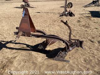 John Deere 251 Plow