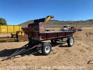 5-Wheel Horse Wagon
