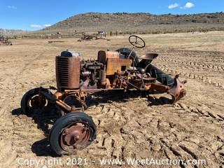 Case VAC5062558 Tractor
