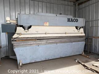 Haco PPES 43110 Press Brake