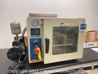AI 2016 AccuTemp-09s Vacuum Drying Oven