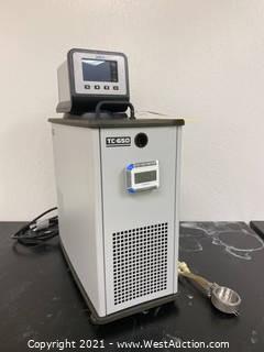 Brookfield TC-650 Recirculating Chiller Water Bath