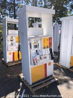 Gas Pump Gilbarco Encore