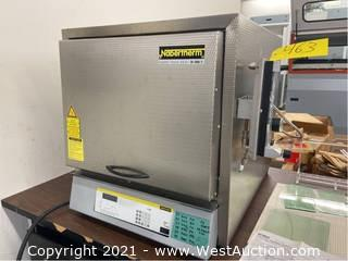 Nabertherm Muffle Furnace and Box of Accessories