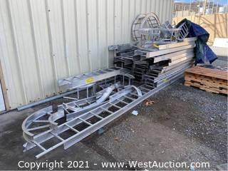 Bulk Lot: Aluminum Wire Raceway