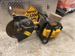 Partner K1200 Saw